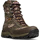 Danner Women's High Ground Realtree Xtra Hunting Boot,Brown/Green,10 M US