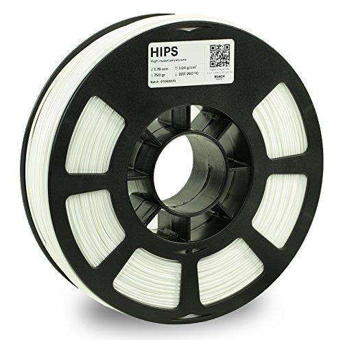 KODAK 3D Printing Filament Hips (White, 1.75 mm)