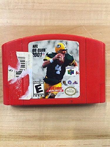Nintendo 64 NFL QB Club 2001