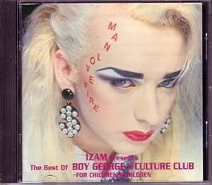 (Rare Japan Pressing) Izam Presents the Best of Boy George & Culture Club (W/ Rare Mixes)