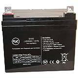 AJC Generac Generator Battery, 12V, 33Ah