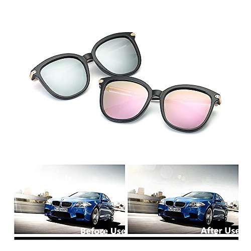 La para señora TR90 la Gafas Protección UV Eyes La Full Conducir Polarized Cat Personalidad Sol Plata Plata de de GWF Lens Color 78wZUqq