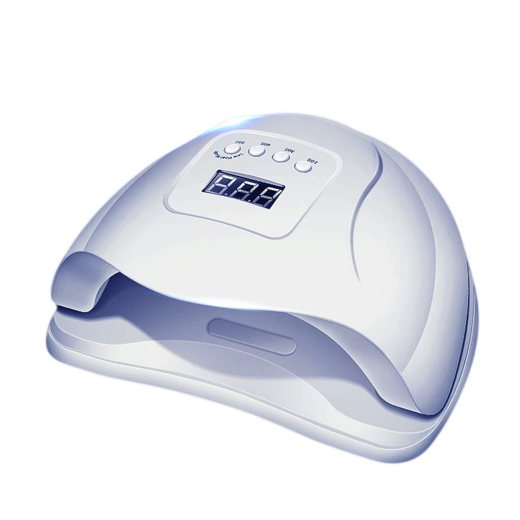 Manicure Tool 90W Phototherapy Machine Nail Roasting Lamp Dryer To Make Nail Polish Glue Quick-drying Machine Led Lamp by PFMJ
