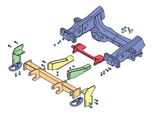 Boss Plow Part # LTA09164B - UC/RT3 SPORT FORD F150 09 & (Ford Plow Parts)