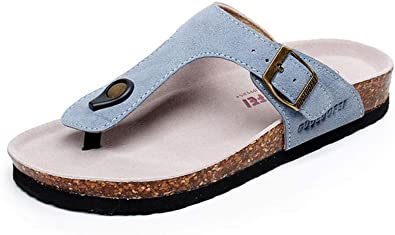 Hombre Mujer Zuecos Sandalias Unisex Adulto Chanclas Vestir Punta Descubierta Corcho Zapatillas Playa Verano Casa Zapatos: Amazon.es: Zapatos y complementos