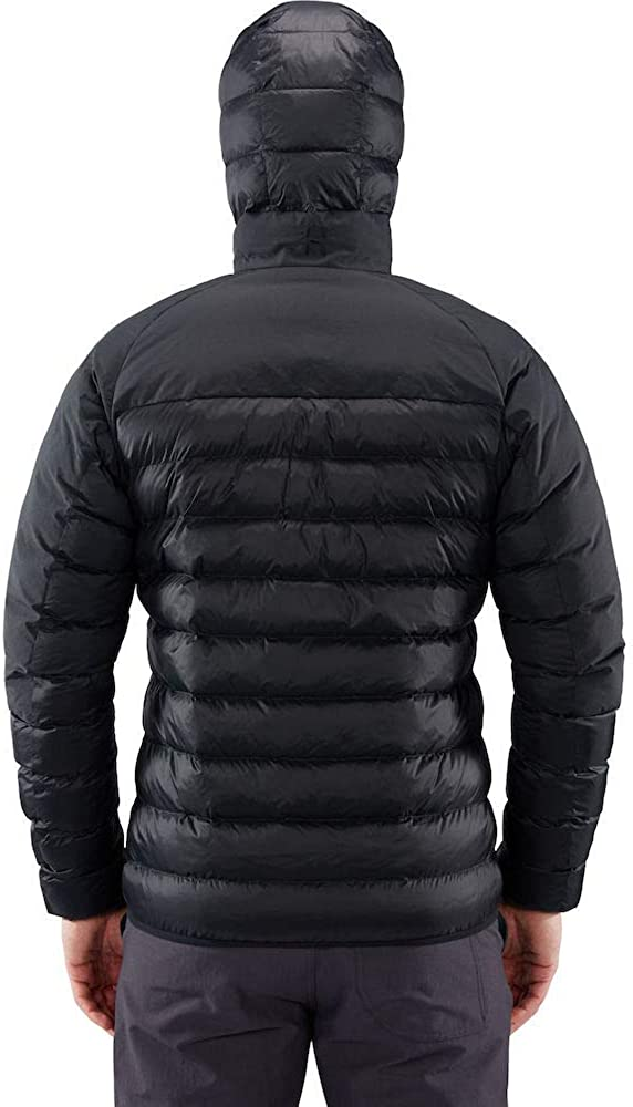 Haglöfs Men's Dala Mimic Hood Jacket True Black