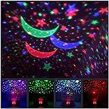 Night Lights for Kids, Multicolor Star Projector