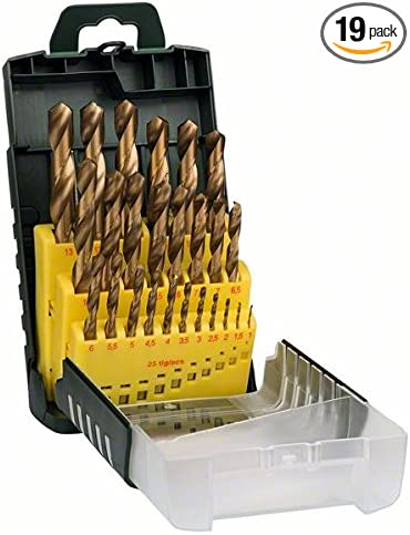 "Chicago-Latrobe 5//32/"" HSS Taper Shank Drill #1 Morse Taper NOS"