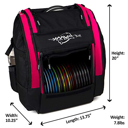 038bc646c1 Jual MVP Disc Sports Voyager Pro Backpack Disc Golf Bag -