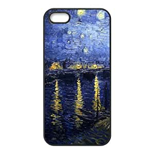 LGLLP Van Gogh Phone case For iPhone 5,5S [Pattern-1]