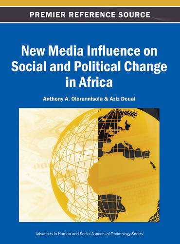 Search : New Media Influence on Social and Political Change in Africa