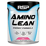 RSP AminoLean - Amino Energy + Fat Burner, Pre Workout, Amino Acids