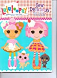 lalaloopsy coloring book - Lalaloopsy Giant Coloring & Activity Book ~ Sew Delicious!