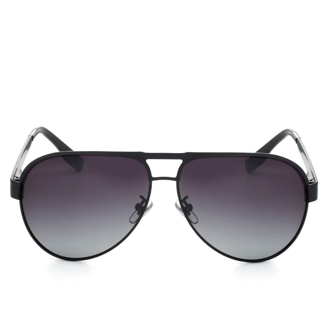 fde7e7d96d Sakuldes Gafas de Sol Redondas Retro Steampunk Gafas de Sol polarizadas de  los Hombres (Color : Gun Frame/Gray Lens): Amazon.es: Hogar