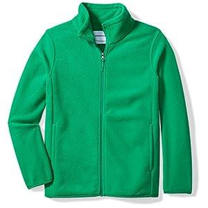 Best Epic Trends 51zPS7u1EwL._SS300_ Amazon Essentials Boys' Polar Fleece Full-Zip Mock Jackets