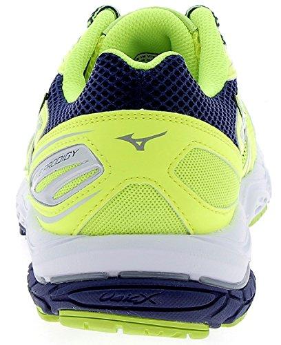 Mizuno Wave JAUNE FLUO Chaussures Prodigy qAHrXq