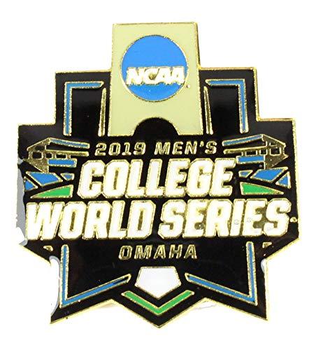 aminco 2019 College World Series Logo Pin