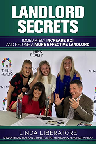 Landlord Secrets by Linda Liberatore ebook deal