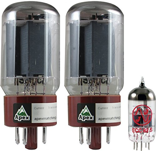 Tube Complement for ENGL Tube Poweramp E840/50