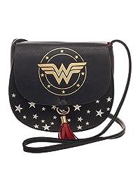 Wonder Woman Saddlebag with Tassel