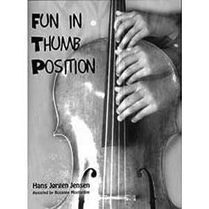 Jensen, Hans Jorgen - Fun in Thumb Position - Cello solo