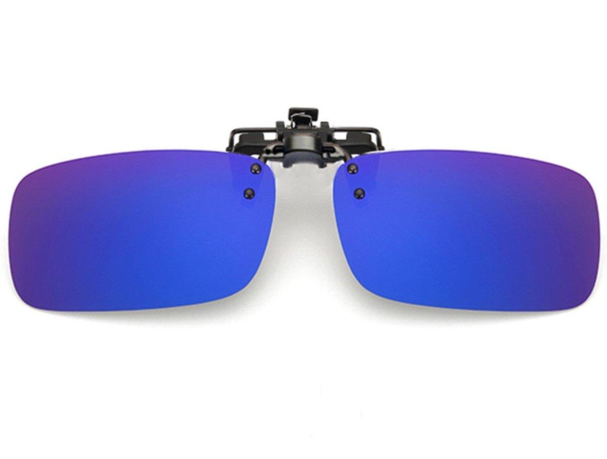 UK1stChoice-Zone Hombre Mujer Unisex Polarizado Clip en Las Gafas de ...
