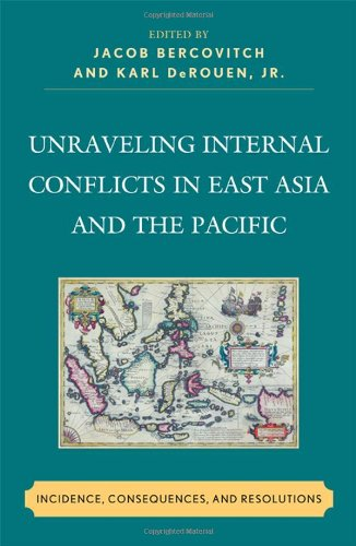 Download Unraveling Internal Conflicts in East Asia and the Pacific: Incidence, Consequences, and Resolution ePub fb2 book
