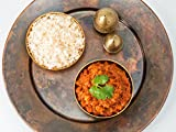 Indian Chickpea Tikka Masala (Chana Masala) & Spiced Basmati Rice Meal Kit by Takeout Kit (Dinner for 4)