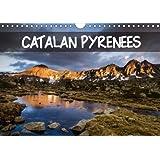 Catalan pyrenees (Wall Calendar 2018 DIN A4 Landscape): Monthly calendar with photos of Catalan Pyrenees landscapes (Monthly calendar, 14 pages ) (Calvendo Places)