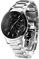 Emporio Armani Men's AR2434 Chronograph Stainless Steel Watch