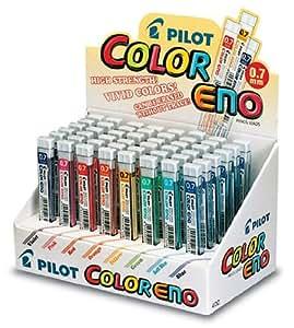 Pilot Color Eno - Expositor de 48 tubos de minas, 1 unidad