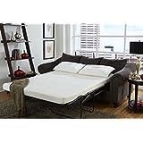 "Nature's Sleep 4.5"" Gel Memory Foam Sofa Sleeper Mattress, Full"