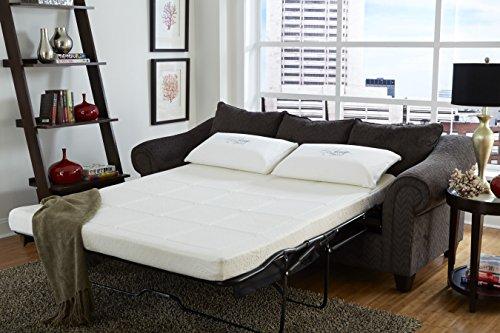 Sleeper Queen Mattress Sofa (Nature's Sleep 4.5