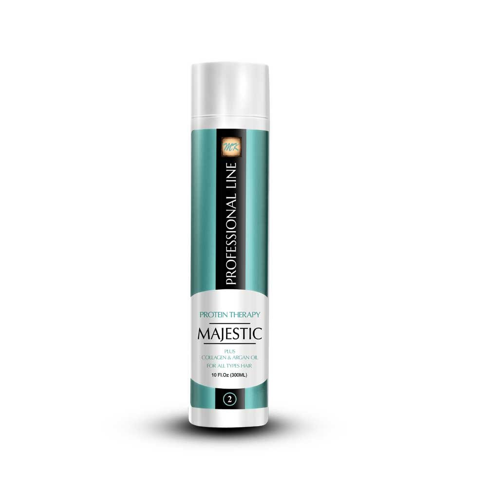 Majestic Hair Protein Therapy 10oz/300ml- Formaldehyde Free