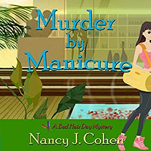 Murder by Manicure Audiobook