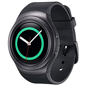Samsung Gear S2 Smartwatch w/ Small Band - Dark Gray (Certified Refurbished)