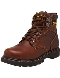"Men's Second Shift 6"" Plain Soft Toe Work Boot"