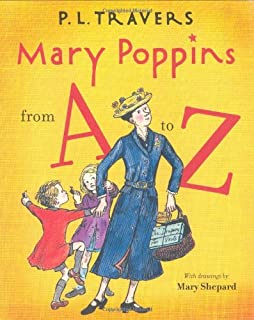 Mary Poppins In The Kitchen | Mary Poppins In The Kitchen A Cookery Book With A Story Dr