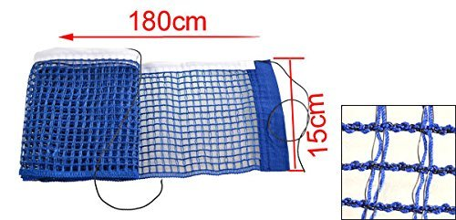 Organizer Net 15cm Largeur Table bleu 1 long Nylon Tennis 8M xZgBaq