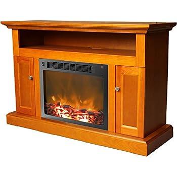 Amazon Com Cambridge Sorrento Fireplace Mantel With