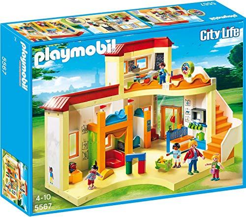 PLAYMOBIL City Life Guardería, A partir de 4 años (5567)