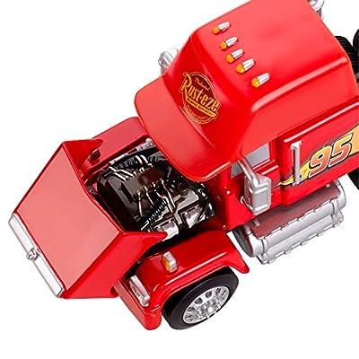 Disney Pixar Cars Precision Series Cars 3 Mack Vehicle: Toys & Games