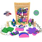 Wildflower Toys Peg Doll Fairy Kit