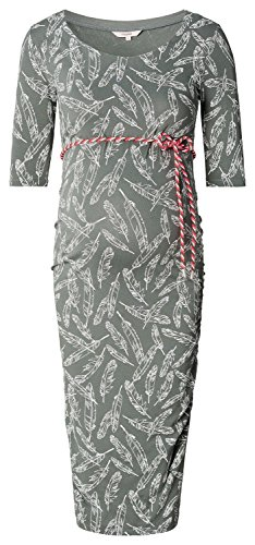 Noppies - Vestido - Básico - para mujer C199 - Washed Army