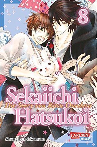 Sekaiichi Hatsukoi 8