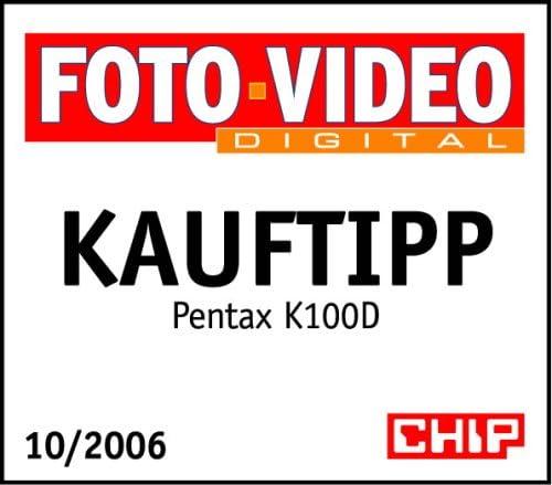 Pentax K100d Slr Digitalkamera Mit Da 18 55 Kamera