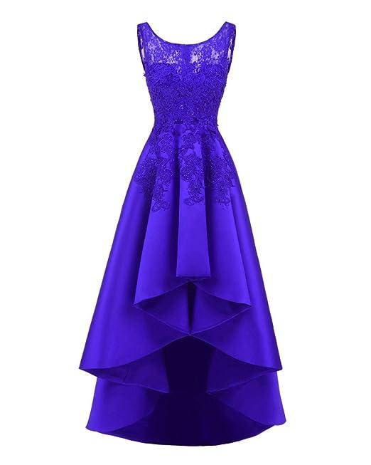 Drasawee Vestido Corte Imperio Para Mujer Azul Azul 50