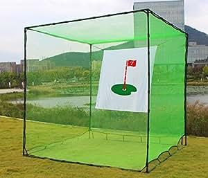 Amazon.com : Galileo Golf Net Hitting Cage Practice ...