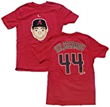 Paul Goldschmidt Arizona Diamondbacks Youth Red Emoji Player T-shirt