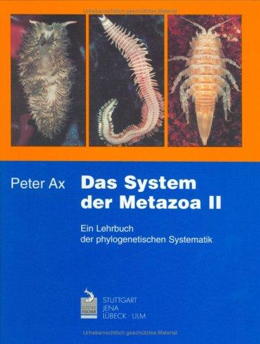 Das System der Metazoa, Bd.2
